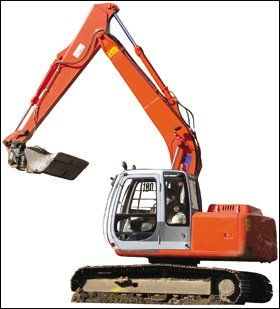 Groundwork - Middlesex - J.P. Dornan and Son Plant and Groundwork - Mini digger