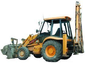 Machinery hire - Middlesex - J.P. Dornan and Son Plant and Groundwork - Plant hire