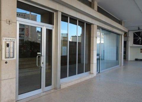 Foto dell'ingresso dello studio notarile Jus a Pordenone