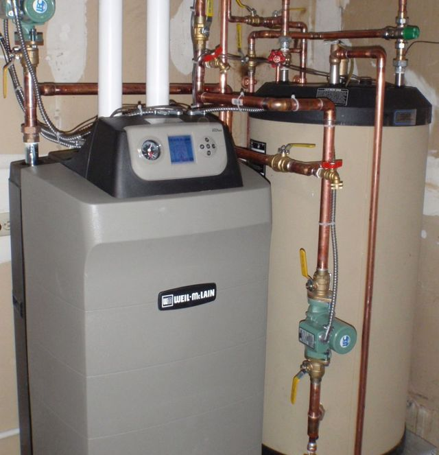 Gas supplied by home heating services in Anchorage, AK