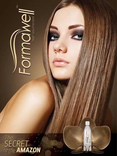Formawell hair resurection straightening system