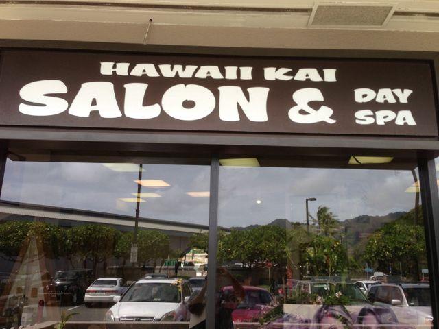 hair salon in Honolulu, HI