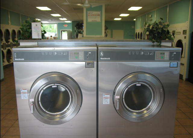 Coin Laundromat - Scotia NY - Super Suds Laundromat - Coin