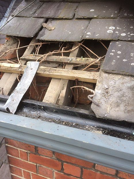 Wooden Gutters M B Roofing Amp Building Ltd