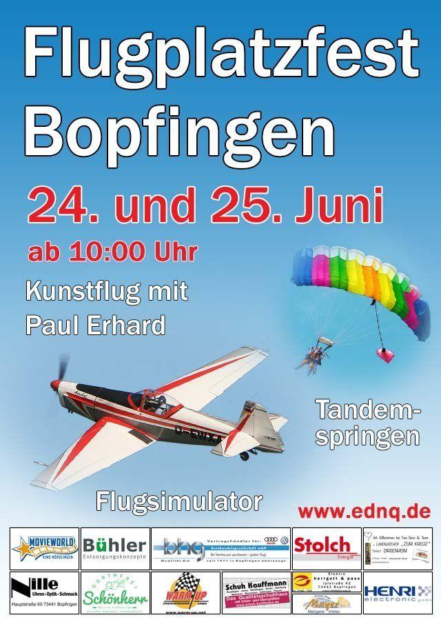 Flugplatzfest 2017