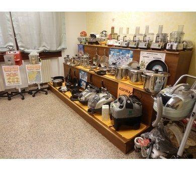 Elettrodomestici - vendita al dettaglio;