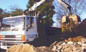 Grab hire  - Derby, Derbyshire - Doohan's Grab Hire - Waste removal