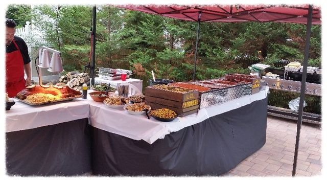 let us cater your next summer barbecue or picnic with one of our choice bbq packages or customize your own package 4 hr party minimum 50 people