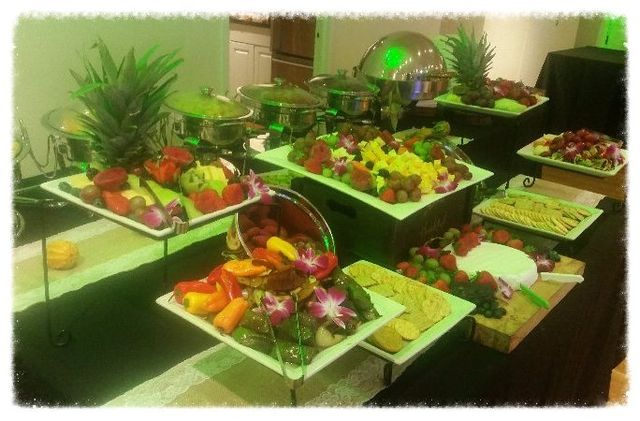 fruit trays