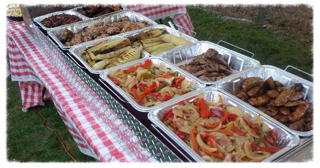 Let Us Cater Your Next Summer Barbecue Or Picnic With One Of Our Choice Bbq Packages Customize Own Package 4 Hr Party Minimum 50 People