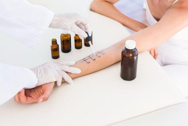 Test allergici a Vigevano