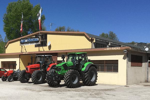 trattori nuovi, ricambi per trattori