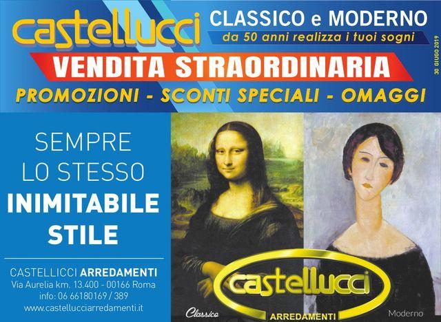 Castellucci Mobili Aurelia.Arredo In Promozione Roma Rm Castellucci Arredamenti