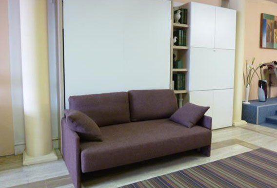 soggiorno moderno con mobili interni