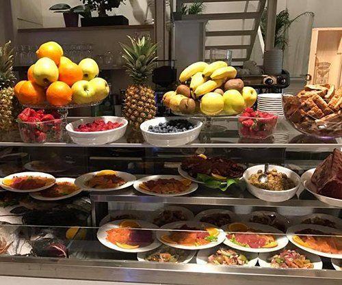 assortimento buffet