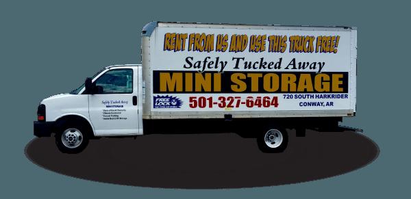 Safe Storage Conway, AR