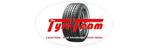 The tyre team