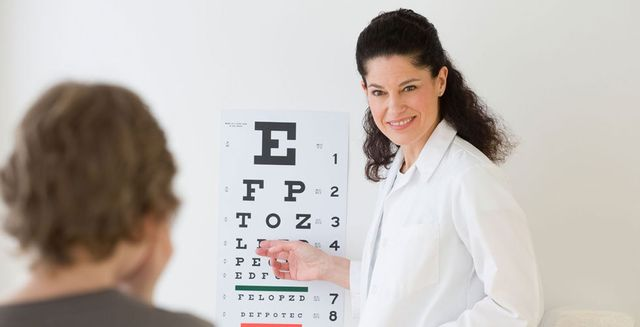 Low vision eye tests in Brixham and Torquay