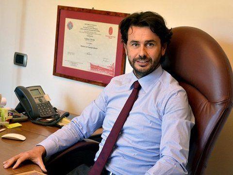 lawyer Davide Calabro