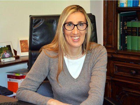 lawyer Monica Verga