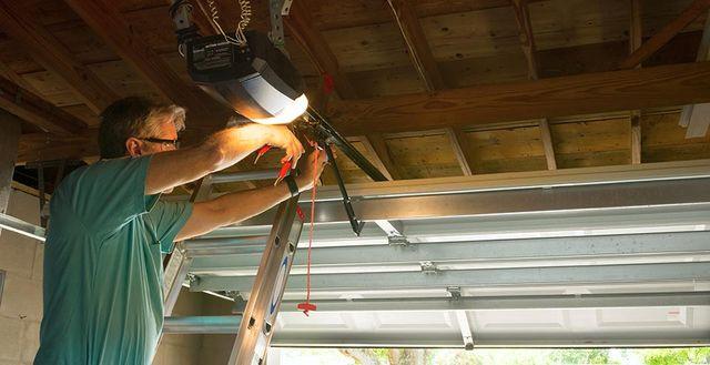 Garage Door Repairs Performed In Perth