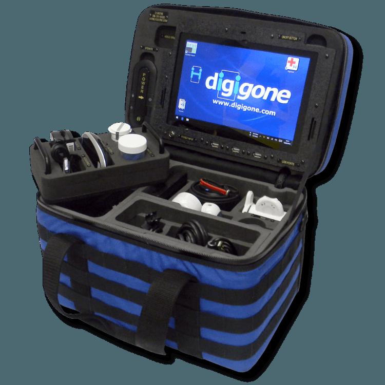 Digigone: Telemedicine Solutions | Encrypted video conferencing