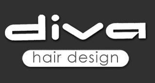 Diva Hair Design logo