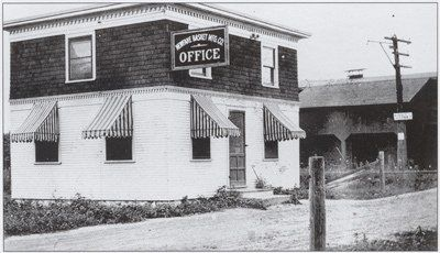 Old Store Photo, Building Supplies in Lockport NY