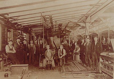 Newfane Lumber Yard Workforce, Lockport NY