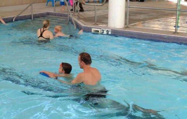 Cedar River Complex Wellness Center Aquatics Center Fine Arts