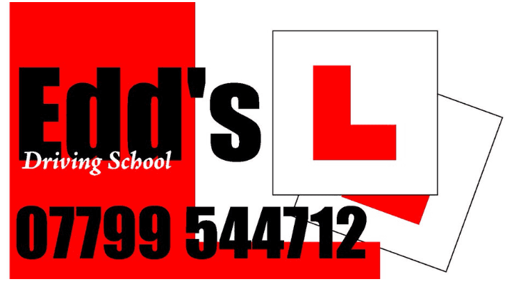 Edd's Driving School logo
