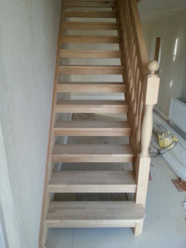 Hand crafted staircases