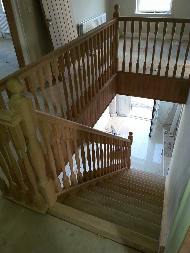 Staircases designed to perfection
