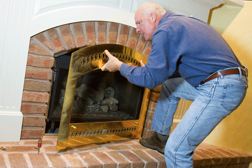 Chimney Sweep Cleaning Jamestown, NY | Gas Fireplace Inserts Erie, PA