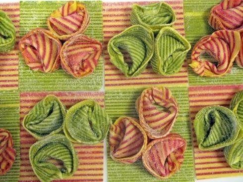 tortellini colorati