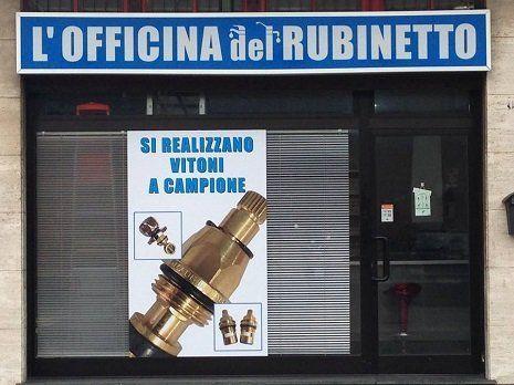 L'OFFICINA DEL RUBINETTO A MONZA