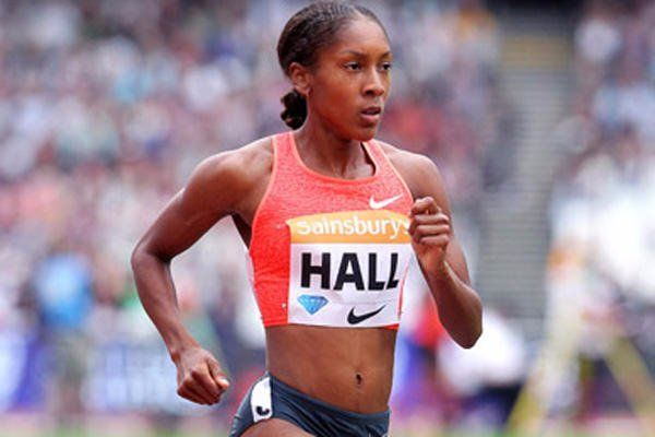 Haddonfield High School graduate Marielle Hall made her first Olympic team Saturday, running 31:54.77 and placing third in the Olympic Trials 10,000 Saturday at Hayward Field in Eugene, Ore.  Hall, a former All-America at Texas, is the first South Jersey woman ever to make the U.S. Olympic team in a race longer than 800 meters and only the fourth South Jersey woman ever to make the U.S. Olympic track team.  She qualified for the Olympic Games  in Rio de Janeiro, Brazil.