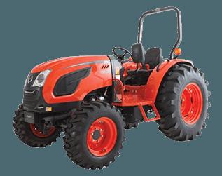 Kioti-DK-series-Premium,-water-cooled-diesel-engine-Twin-HST-Pedals-Tractor