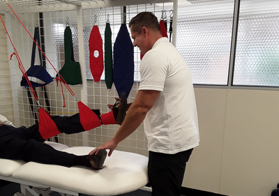 Date a former patient can a physiotherapist When Is