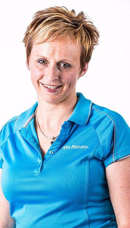 Lynley Boyce – Principal Podiatrist,