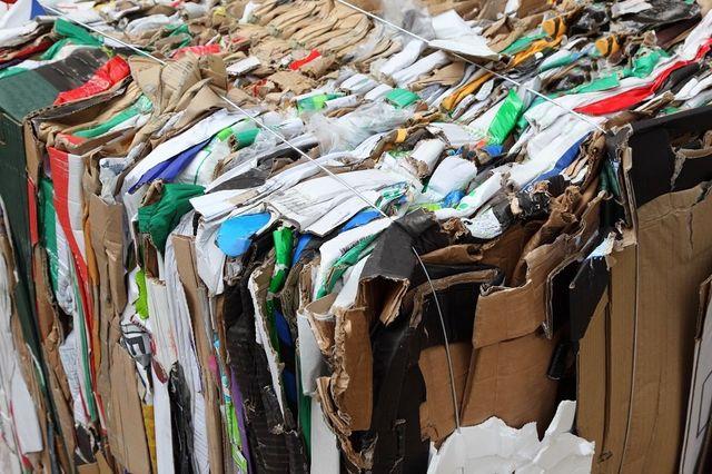 rifiuti compattati