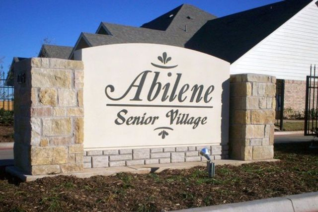 Monument Signs Abilene Tx Custom Banners Abilene Tx Sign Pro