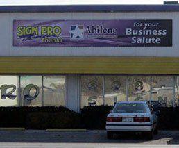 Custom Banners Abilene, TX