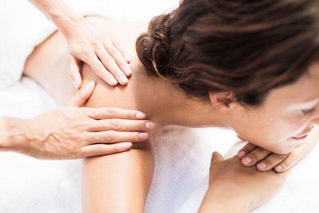 Massaggio rilassante in provincia di Venezia