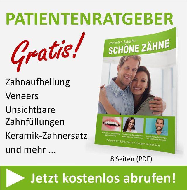 Gratis-Ratgeber Schöne Zähne Erlangen