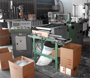 produzione sacchetti in plastica fuscaldo