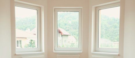 energy efficient glass fitted windows