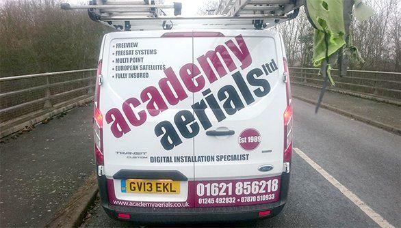 Academy Aerials Essex