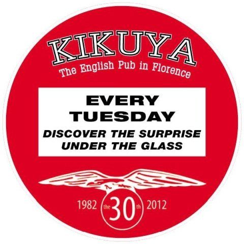 logo Kikuya The English Pub In Florence