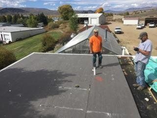 Our Team Providing Waterproofing In Gunnison